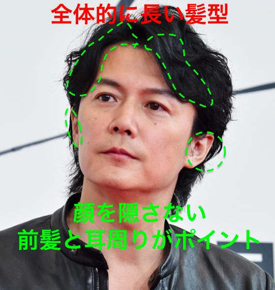 千葉雄大 髪型 ショート