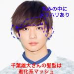【2019年最新】千葉雄大さんの髪型徹底解説!美容師がセット方法も教えます!